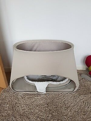 stokke day bed and bouncer