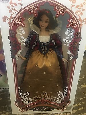 Disney store D23 Expo 2017 Snow White Doll Limited Edition