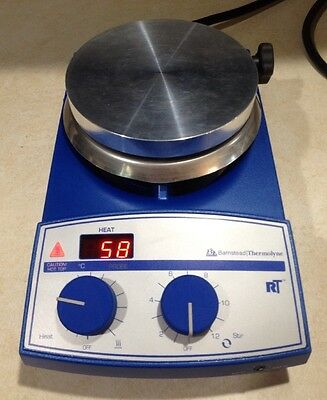 Barnstead Thermolyne RT Digital Hot Plate Stirrer Works & Excellent Condition