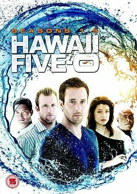 Hawaii Five-O: The Complete Series (Season) 1 2 3 4 5 Collection Box Set DVD NEW