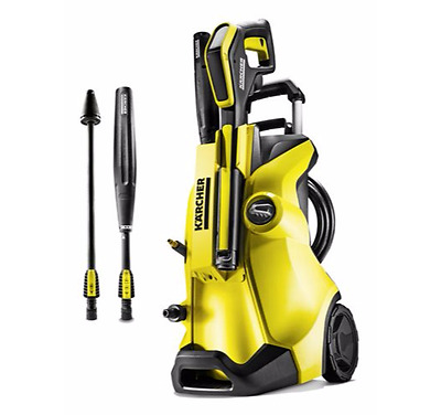 karcher 4k ecologic premium pressure washer. Black Bedroom Furniture Sets. Home Design Ideas