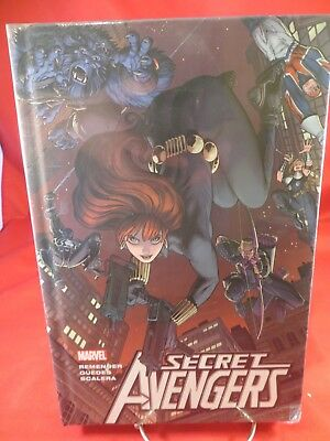 SECRET AVENGERS By Rick Remender Vol 2 HC Hardcover $29.99 srp Art Adams NEW