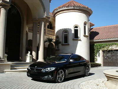 "2016 BMW 4-Series 2 Door Coupe FLORIDA,2DR COUPE,19""RIMS, PREMIUM PACKG, LUXURY PACKG,NAV,CAMERA"
