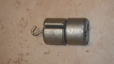 Vintage 1KG Weight for Balance Scale-Old