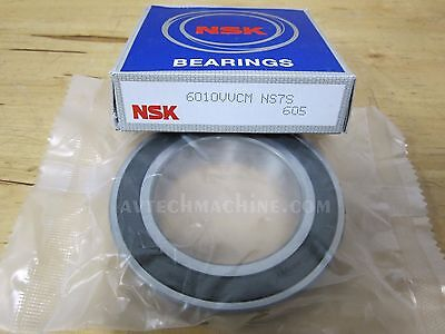 NSK Bearing Deep Groove Ball Bearing 6010VV