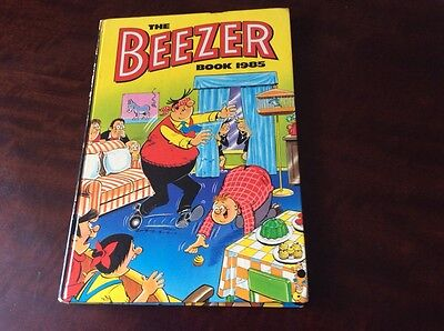 The Beezer Book 1985 Annual
