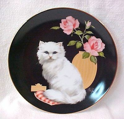 """The Sophisticated Ladies Collection plate by Reco """"Felicia"""""""