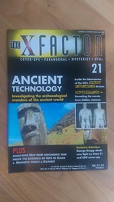 The X Factor Magazine No 21 - Ancient Technology