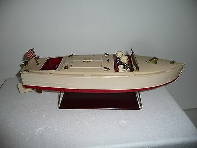 Lionel- Craft Motorboot