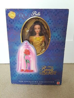 Disney Beauty and the Beast Signature Collection Belle Limited Edition Doll
