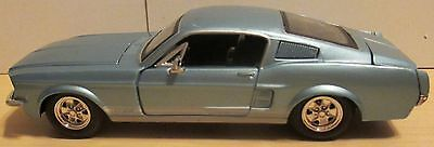 1967 Ford Mustang GT Diecast Model Car
