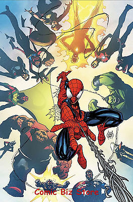 Peter Parker: Spectacular Spider-Man #2 (2017) 1St Printing Bagged & Boarded