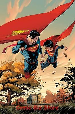 Superman #27 (2017) 1St Printing Bagged & Boarded Dc Universe Rebirth