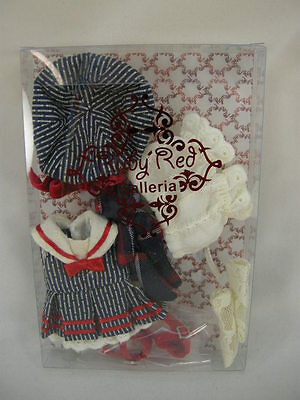 Ruby Red Galleria Yu Ping Sailor Nautical Type No Doll Included Outfit Ten Ping