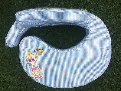 My Brest Friend Breast Feeding Nursing pillow Support Stripe