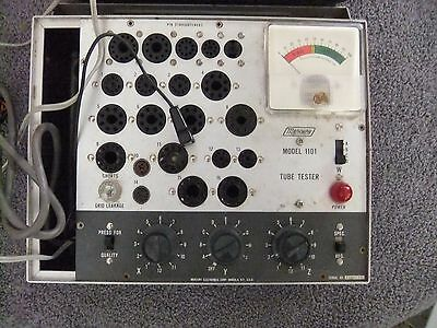 Vintage Mercury Model 1101 Tube Tester