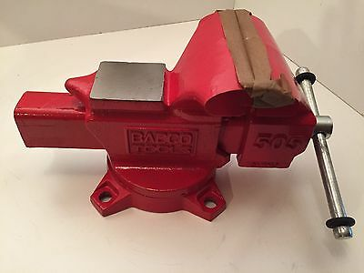 Babco 505 Swivel bench vise  5 inch jaws