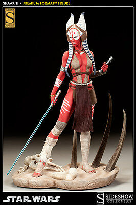 Sideshow Exclusive Shaak Ti Star Wars Premium Format Figure Statue 1/4