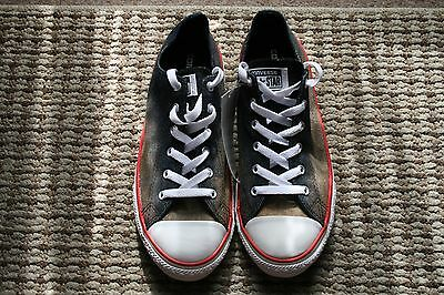 Converse Chuck Taylor All Star Low Top Canvas Shoes Size 6