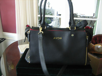 Avon Representative Bag with 8 full size products