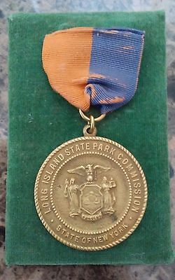 U.S.A. Medal-Long Island State Parks Commission-NYS-KLIMPL-NEW YORK-XGOLD?