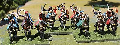 25mm Hungarian Hussars (15th Century) Wargame Figures (9x)