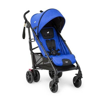 NEW Joie Baby Brisk LX Stroller Royal Blue