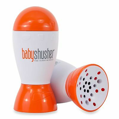 New The Baby Shusher - The Soothing Sleep Miracle