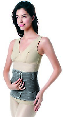 NEW Mamaway Nano Bamboo Postnatal Recovery & Support Belly Band - Large