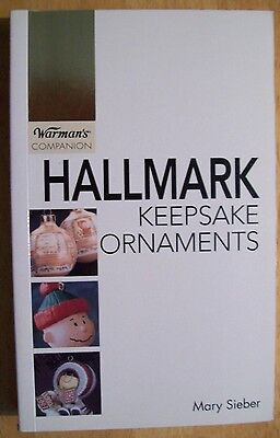Hallmark Christmas Ornaments Price Guide Collector's Book