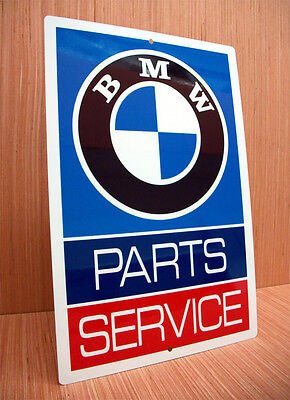 Bmw Parts & Service Sign E28 E30 E31 E32 E34 E36 E38 E39 M3 M5 Turbo 3 5 Series