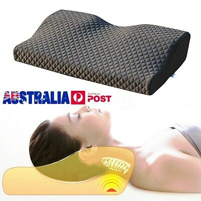 Health Care Rebound Memory Foam Pillow Latex Magnetic Slow Cervical Release Pain