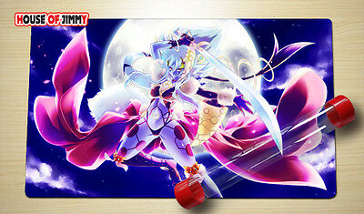 Yugioh Playmat Custom Made Play Mat Large Mouse Pad FREE TUBE C064