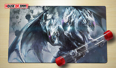Yugioh Playmat Custom Made Play Mat Large Mouse Pad FREE TUBE C062