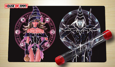 Yugioh Playmat Custom Made Play Mat Large Mouse Pad FREE TUBE C057