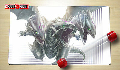 Yugioh Playmat Custom Made Play Mat Large Mouse Pad FREE TUBE C013