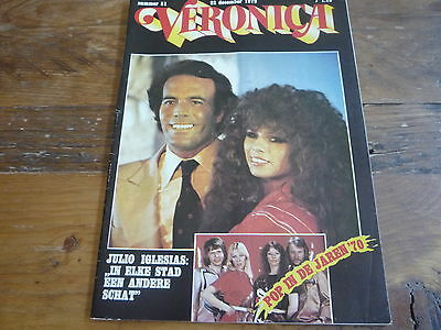 Veronica 1979: Abba / Julio Iglesias / Dolly Dots / Bowie / Luv' / The Sweet