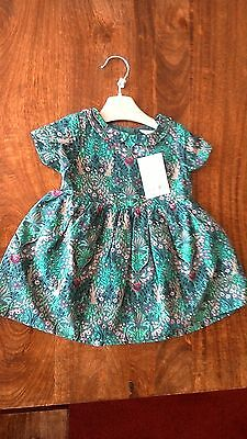 Brand new with tags gorgeous baby girls summer dress 3 to 6 months
