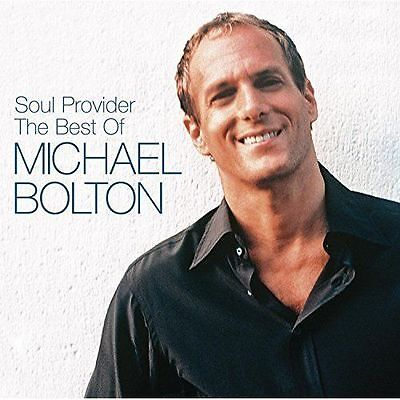 MICHAEL BOLTON Soul Provider The Best Of 2CD BRAND NEW Greatest Hits Essential
