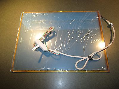 "13-5291-01Ma 3M Touch Systems 15"" Glass Panel New From Usa Ships Free !"