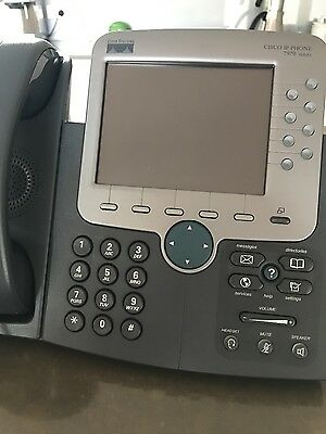 Cisco VoIP IP telephone 7971GE VO2