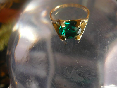 PARANORMAL COLLECTION POWER DJINN INSPIRED RING 6.5 witch worn