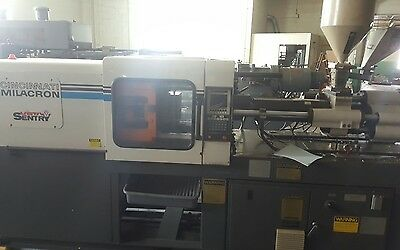 85 TON cincinnati milacron injection molding
