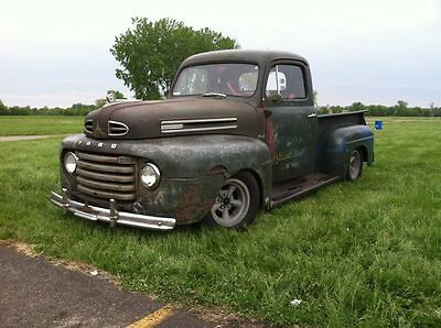 1948 Ford Other Pickups  1948 ford f1 Hot Rod Rat Rod Street Rod