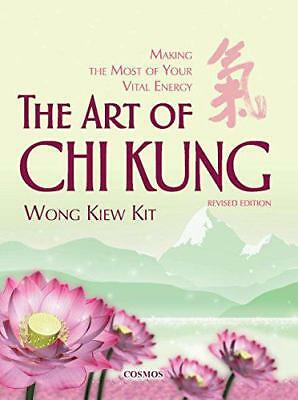 Art of Chi Kung by Kit, Wong Kiew | Paperback Book | 9789834087944 | NEW