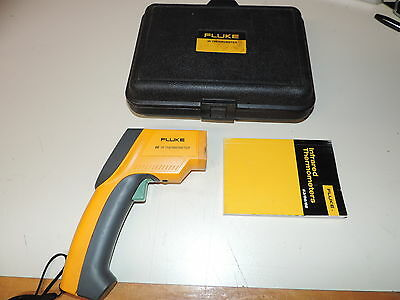 Fluke 66 Handheld Infrared Thermometer - Used