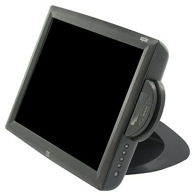 """Elo 15"""" TouchScreen POS Computer w/ Card Reader ESY1529L Grade A with Swipe"""