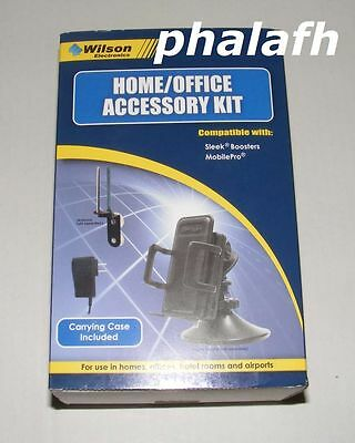 NEW Wilson Electronics 859970 Home Office Accessory Kit Sleek Booster MobilePro