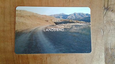 Land's End Gift Card $50 Online or In Store free ship
