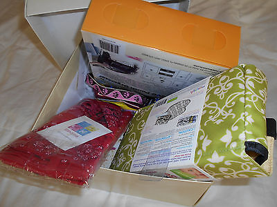 Gift Box with Baby Gift and a Dog Collars all New with Tags .